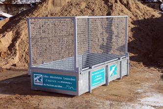 Gitterbox für Leichtgut MGB 4,5