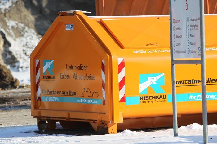 Container bis zu 35 Kubikmeter