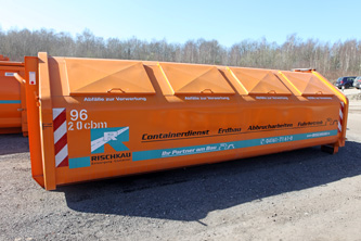 Abrollcontainer HM 20